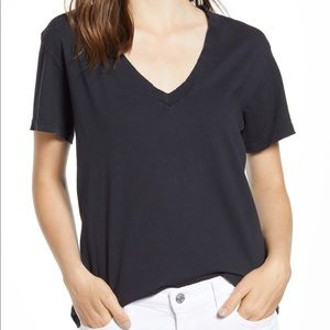 CURRENT/ELLIOTT The Perfect V-Neck Tee